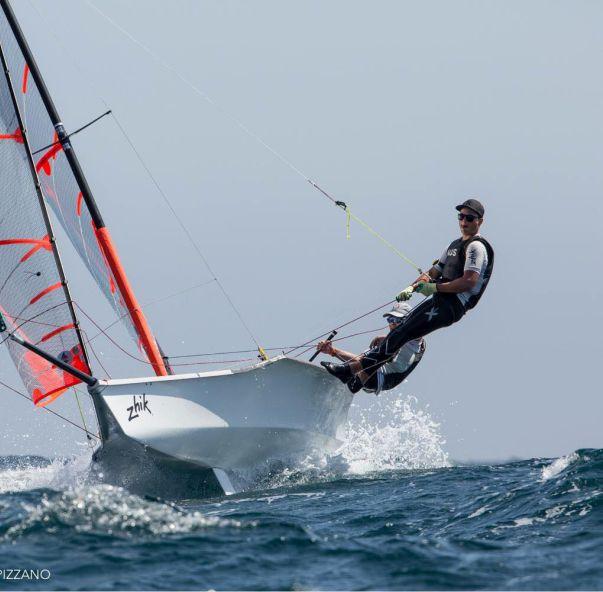 Max Paul - Australian Sailing Squad